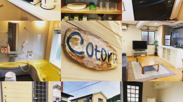 8月前半『Cotora』Check now!!